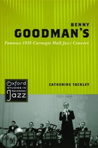 Tackley, Benny Goodman