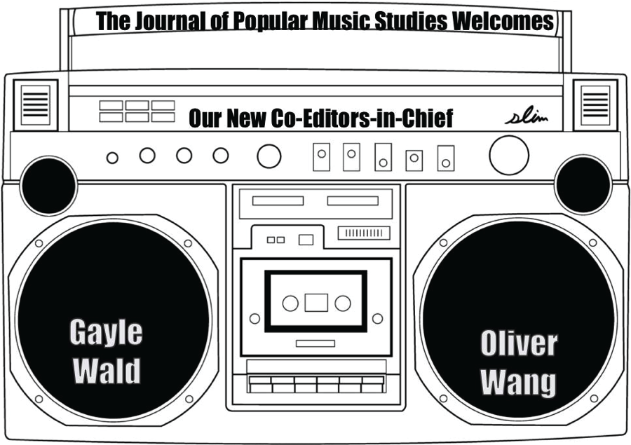 New Editors, Journal of Popular Music Studies